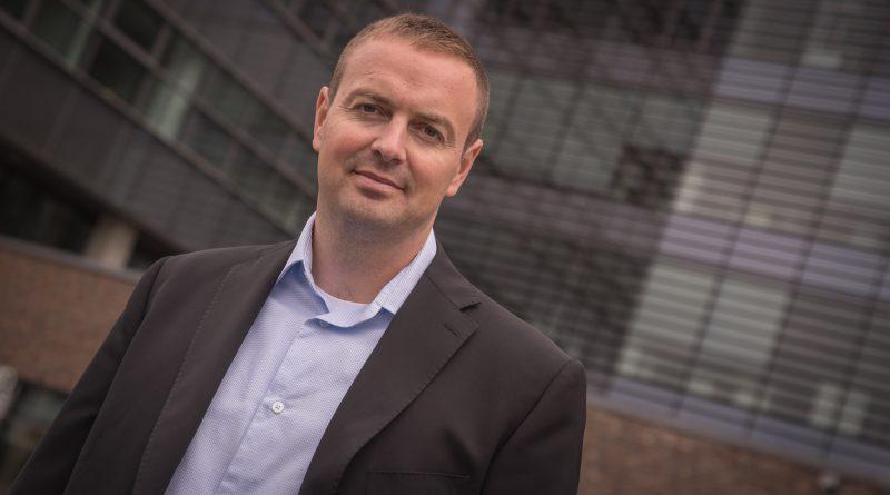 Martin Janáček, Chef der Brünner SAP-Filiale