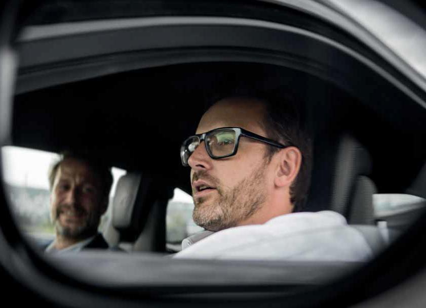 Harald Hölzl von BMW im Interview