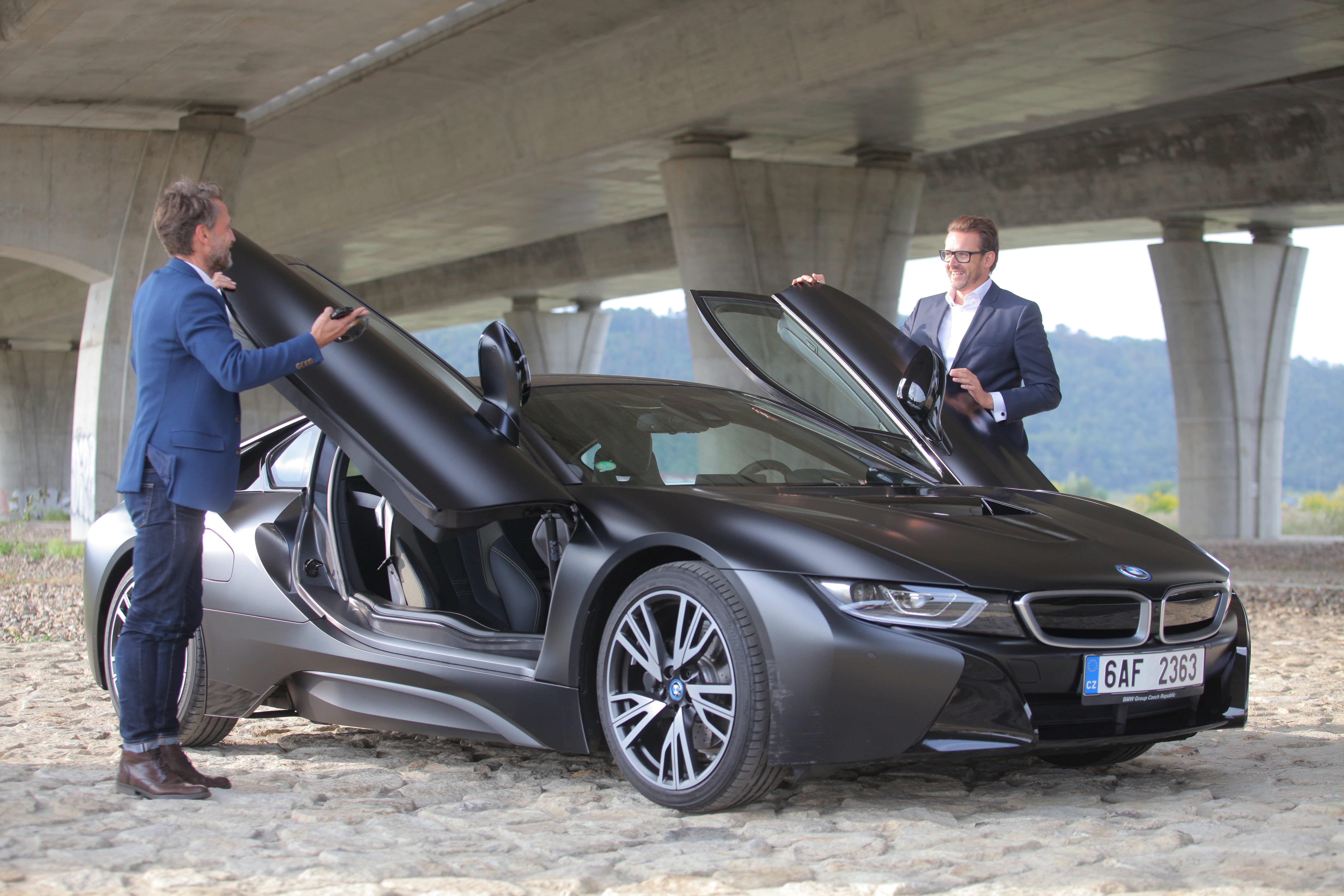 Interview mit Harald Hölzl von BMW