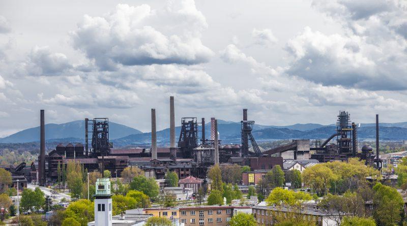 Ostrava als Standort