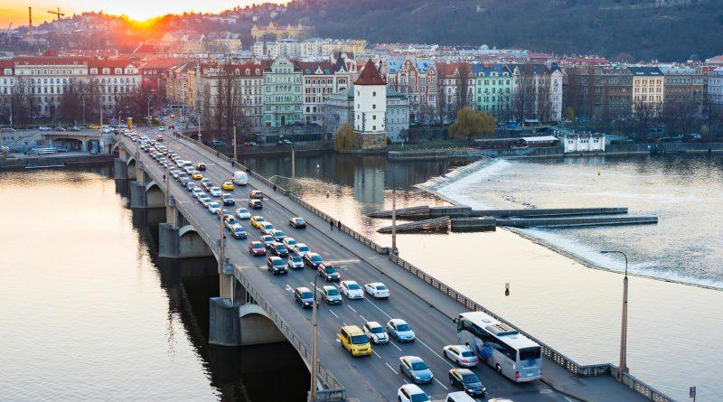 Mobilität in tschechischen Städten