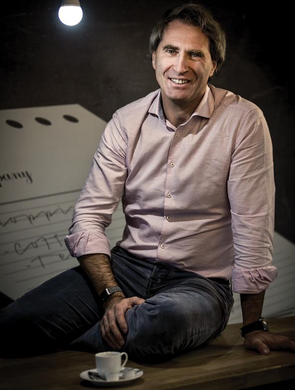 Guillaume Chêne CEO von Makro/ Metro Cash & Carry CZ/SK