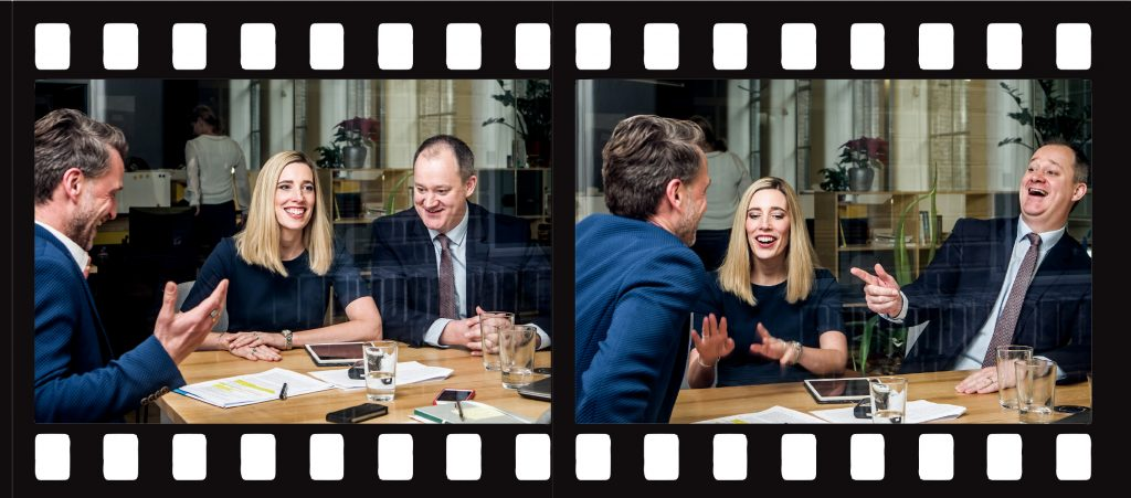 Interview Chris und Clare Shields von CBRE