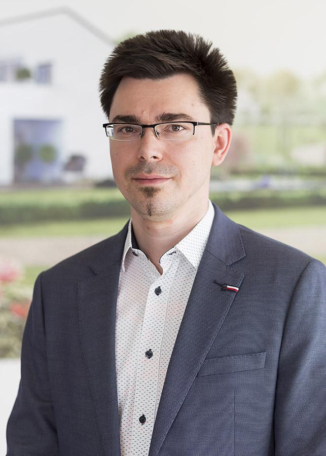 Daniel Krämer Geschäftsführer DFH Haus CZ