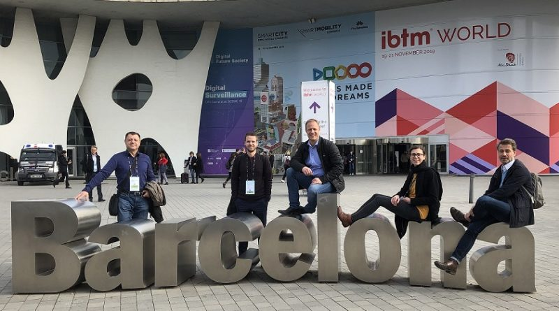 DTIHK Delegation -Smart City Expo Barcelona