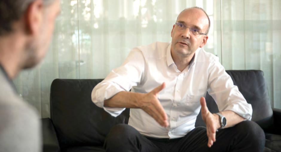 Martin-Herrmann im Plus Interview